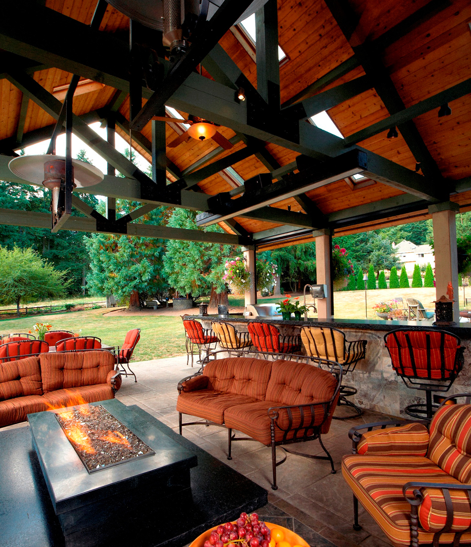 The Outdoor Living Experience
